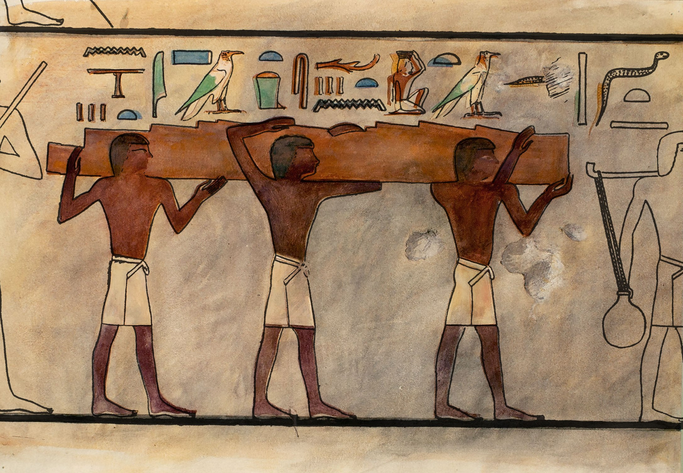 Tomb of Djehutihotep