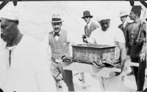 Tutankhamun Archive photograph ii.6.17