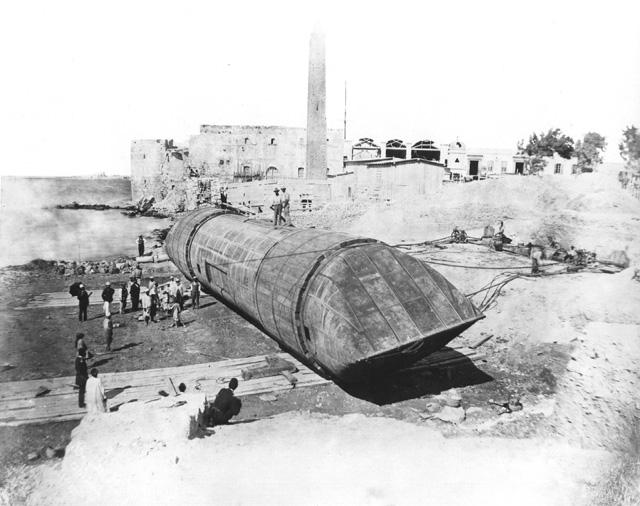 obelisken i alexandria
