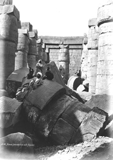 Béchard, H., Karnak (before 1887