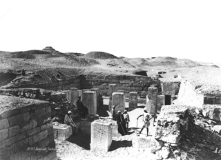 Béchard, H., Saqqara (before 1887
