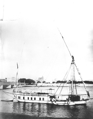 not known, Nile transport (c.1890