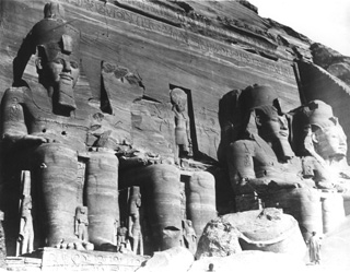 not known, Abu Simbel (c.1900