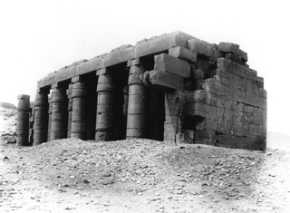 Sebah, J. P., The Theban west bank, the Ramesseum (c.1890