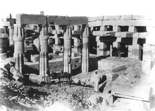 Beato, A., Karnak (c.1890