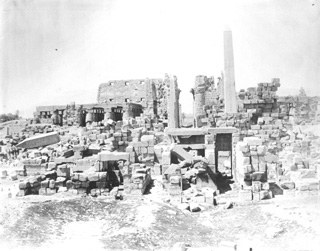 Zangaki, G., Karnak (c.1880