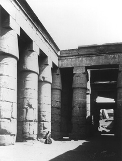 Beato, A., Karnak (c.1880