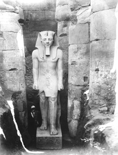 Beato, A., Luxor (c.1890