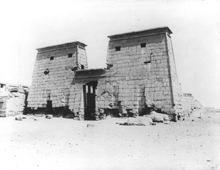 Sebah, J. P., Karnak (c.1890