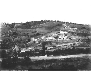 Fiorillo, L., Jerusalem (c.1880  [Estimated date.]) (Enlarged image size=65Kb)
