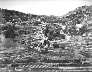 Bonfils, F., Jerusalem (c.1880  [Estimated date.]) (Enlarged image size=109Kb)