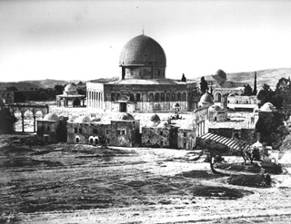 Bonfils, F., Jerusalem (c.1870  [Estimated date.]) (Enlarged image size=89Kb)