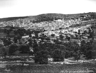 Bonfils, F., Hebron (al-Khalil) (c.1870  [Estimated date.]) (Enlarged image size=94Kb)