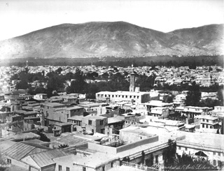 Bonfils, F., Damascus (c.1870  [Estimated date.]) (Enlarged image size=92Kb)