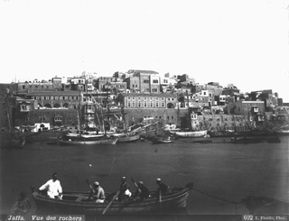 Fiorillo, L., Jaffa (c.1880  [Estimated date.]) (Enlarged image size=51Kb)