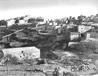 not known, Bethlehem (c.1870  [Estimated date.]) (Enlarged image size=95Kb)