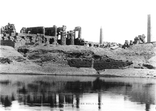 not known, Karnak (c.1900