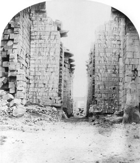 not known, Karnak (c.1880
