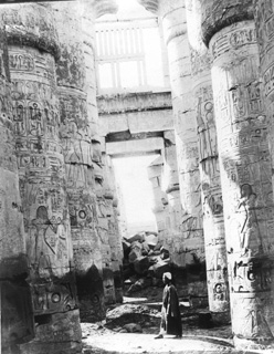 Zangaki, G. (probably), Karnak (c.1880