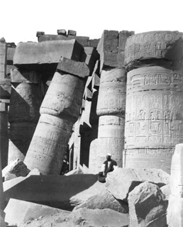 not known, Karnak (c.1890