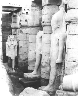 Zangaki, G., Luxor (c.1890