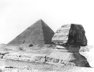 not known, Giza (before 1872