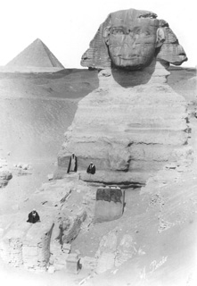 Beato, A., Giza (c.1890