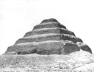 Sebah, J. P., Saqqara (before 1874
