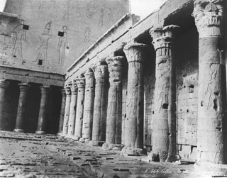 Zangaki, G., Edfu (c.1890