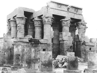 not known, Kom Ombo (c.1890