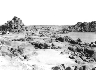 not known, Philae (c.1890