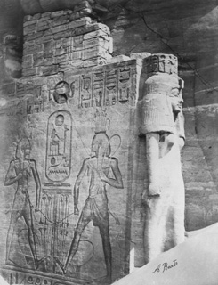 Beato, A., Abu Simbel (c.1890
