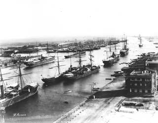 Arnoux, H., Port Said (1885
