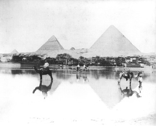 Bonfils, F., Giza (c.1880