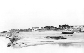 Beato, A., Luxor (before 1872