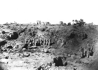 Hammerschmidt, W., Karnak (1857-9