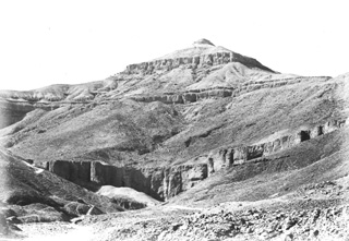 Beato, A., The Theban west bank, the Valley of the Kings (before 1872