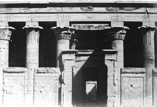 not known, Edfu (before 1872