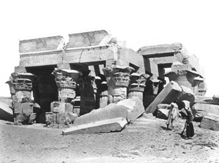 not known, Kom Ombo (before 1872
