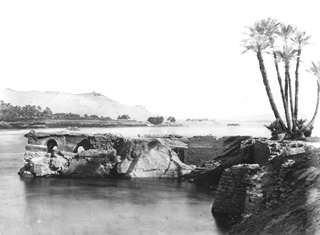 not known, Aswan (before 1872