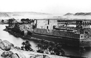 Beato, A., Philae (before 1872