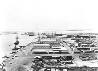 not known, Port Said (before 1872