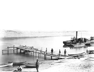not known, Suez Canal (before 1872