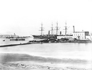 not known, Suez (before 1872