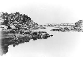 not known, The Nile and the islands in the vicinity of Philae (c.1890