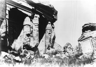 Beato, A., Gebel el-Silsila West (c.1890