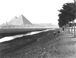 not known, Giza (c.1880