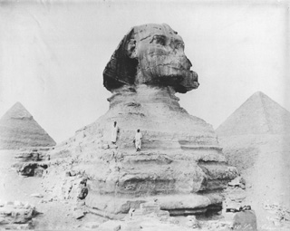 Zangaki, G., Giza (c.1890