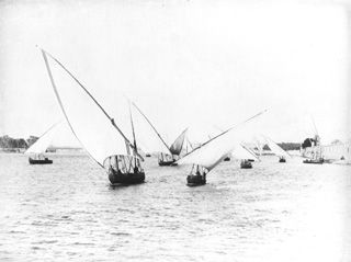 Zangaki, G., Nile transport (c.1890