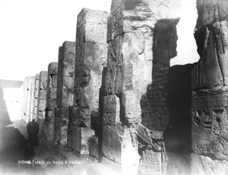 not known, Abydos (c.1880
